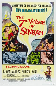 the 7th voyage of sinbad (1958) - Google Search