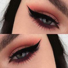 Image about beauty in 💇💆 Makeup 💆💇 by Nikii on We Heart It Makeup Goals, Makeup Inspo, Makeup Inspiration, Makeup Tips, Beauty Makeup, Hair Makeup, Style Inspiration, Makeup Eye Looks, Makeup For Brown Eyes