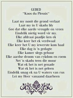 Koos du Plessis More Faith Quotes, Bible Quotes, Bible Verses, Prayer Quotes, Spiritual Inspiration Quotes, Afrikaanse Quotes, Prayer Board, Faith In God, Positive Thoughts