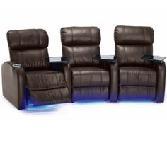 Octane Diesel XS950 Home Theater Seating