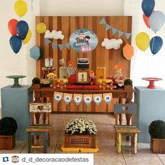 Um amor de Bita! #Repost @d_d_decoracaodefestas with @repostapp ・・・ O mundo de…
