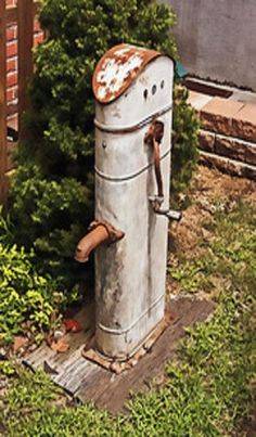 Found This Cistern Pump In The Country At An Abandoned Farm House I Looked For One Online And