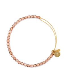 Alex and Ani Beaded Expandable Wire Bangle | Bloomingdale's $38