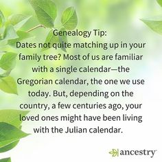 Dates not matching up?   #familyhistory #ancestry #genealogy #familytree #heritage #roots
