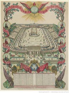 La Fédération faite le 14 Juillet 1790 : la Nation la Loi et le Roi : [estampe]…