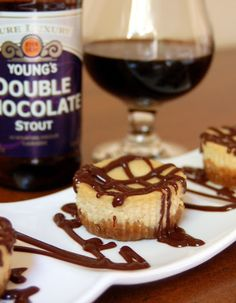 The Beer Cook: Youngs Double Chocolate Cheesecake