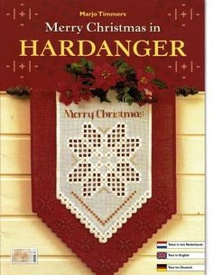 Revista de Bordados Hardanger NATAL - Mariangela Maciel - Picasa Albums Web