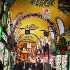 Istanbul, Grand Bazaar (Turkey)