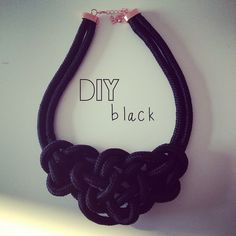 DIY necklace ( IRM Design style) via My Shop. Click on the image to see more!