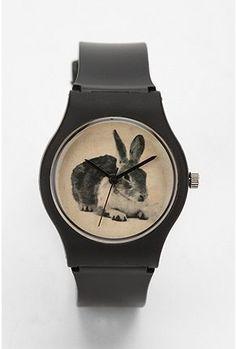 My new bunny watch
