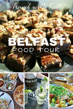 Belfast Food Tour with 'Taste and Tour' | Northern Ireland Travel Tips