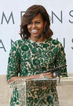 Michelle Obama | The Most Powerful Women in the World, 2014