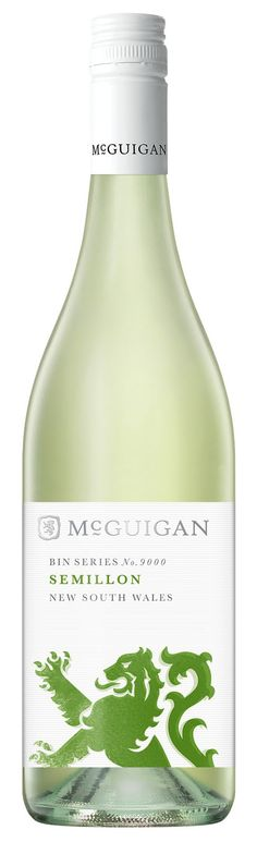 Vintnews Wine News with David Ellis: One to Note: 2014 McGuigan Bin Series 9000 Semillon