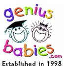 Genius Babies! Smart Baby Toys & Gifts