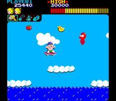 Wonderboy Arcade