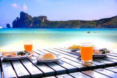 Co takhle snídaně v Thajsku ? www.thajskoonline.cz