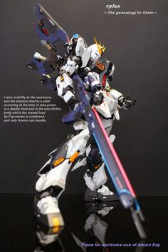 MG 1/100 nu Gundam Ver. Ka - Custom Build - Gundam Kits Collection News and Reviews