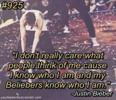 ~Justin Bieber