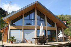 Myotte Duquet architecture bois, Poteau-poutre