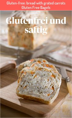 Gluten-free: bread with grated carrots Gluten Free Bagels #Gluten-free: #bread #with #grated #carrots #Gluten #Free #Bagels Dairy Free Recipes, Baby Food Recipes, Cooking Recipes, Easy Pudding Recipes, Gluten Free Bagels, Good Food, Yummy Food, Healthy Meals For Two, Lemon Recipes