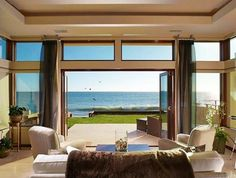 Wouldn't you like to gaze out to this magnificent view while relaxing inside? #DanaPoint eleganthomes4you.com