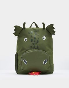 This would be perfect for Joshua starting nursery in January.   Zippy Dragon Rucksack , Size One Size | Joules UK