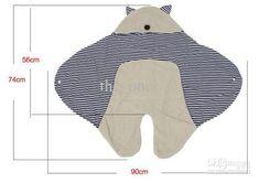 Baby stroller swaddling blanket - make one like this