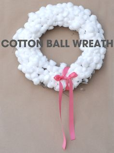 I hope your Christmas decor was well loved and enjoyed this week. If you happen to be in need of a little something more for the coming New Years celebration - this wreath made out of cotton All Things Christmas, Christmas Wreaths, Christmas Crafts, Christmas Decorations, Easter Crafts, Christmas Holiday, Holiday Decor, Diy Party Hats, Funky Hats