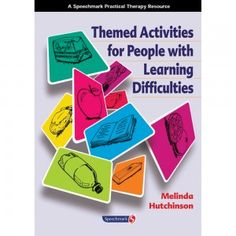 A favoured resource for health, teaching and professionals who plan and implement sessions for people with profound and complex learning difficulties. Based on using 20 everyday objects, it provides interesting and comprehensive ideas and flexible ways to complement therapeutic approaches. Suitable for use in day centres, residential homes etc. For ages 11+. Wire bound volume.