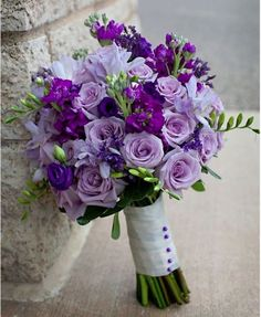 elegant purple wedding bouquets, diy bridal bouquets on a budget, spring wed. - elegant purple wedding bouquets, diy bridal bouquets on a budget, spring wed. Purple Wedding Bouquets, Diy Wedding Bouquet, Bride Bouquets, Bridal Flowers, Purple Flowers, Floral Wedding, Fall Wedding, Purple Colors, Purple Lilac