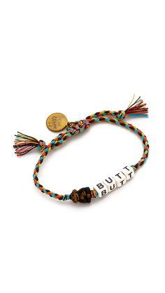 Venessa Arizaga Monkey Butt Bracelet