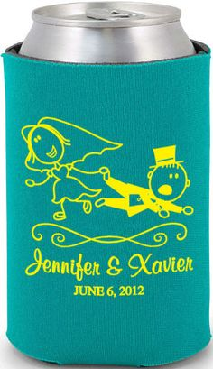 totally wedding koozies funny wedding design amountprice each 25 187 50
