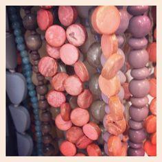necklaces at Coastal Life