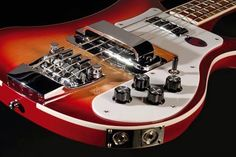 Day 328 - Showing some love to Rickenbacker as they are beautiful basses. Wish I owned one. Maybe some time in the future.