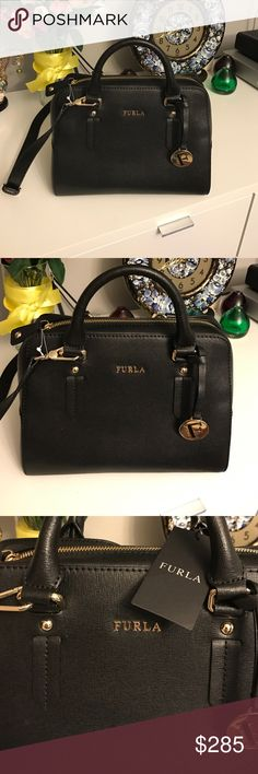 Furla handbag Made in Italy. Brand new Furla Bags Shoulder Bags