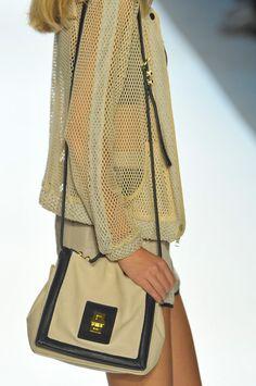 Charlotte Ronson, Spring 2013money/bags