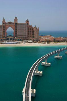 50 Places to visit before you die | (10 Beautiful Photos). Atlantis Bahamas in Dubai [6]