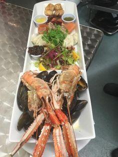 Chlachain Inn Restaurant ༺ ༺ Mallaig Harbour.