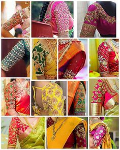 embroidery blouse designs 27 October 2016