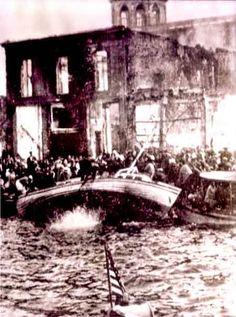 Santeos: Σμυρνη 1922