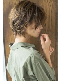Short Hair With Layers, Short Hair Cuts, Layered Short Hair, Korean Short Hair, Shot Hair Styles, Curly Hair Styles, Layered Bob Hairstyles, Prom Hairstyles, Tomboy Hairstyles