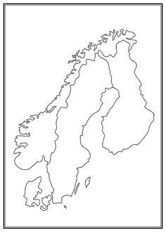 Handritad stadskarta över Norden. Här kan du beställa stadskarta över din stad och andra svenska samt utländska städer. Train Activities, Teaching Biology, Classroom Inspiration, School Supplies, Scandinavian, Traveling, Around The Worlds, Posters, Education