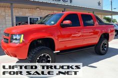 2008 Lifted Chevrolet Avalanche LT1 4WD