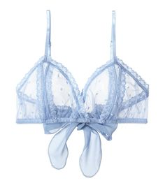 Only Hearts Coucou Bralette - Lingerie - Ideas of Lingerie Lingerie Retro, Blue Lingerie, Lingerie Outfits, Pretty Lingerie, Beautiful Lingerie, Sexy Lingerie, Lingerie Dress, Body Suit Outfits, Trendy Swimwear