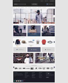 SAHARA - Fashion 11 - Ultimate Responsive Magento Themes