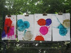 Playfully Learning: Boom! Art-a must try