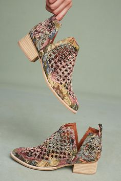 Slide View: 1: Jeffrey Campbell Taggart Booties