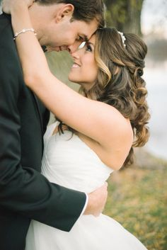 Pastel-Themed Illinois Wedding at The Seville from Britta Marie Photography - wedding hairstyle