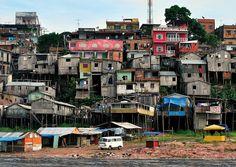 Favela amazônica