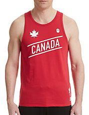 Celebrate Canada Tank Top from Hudson's Bay